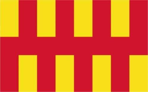 Northumberland Flagge 90x150 cm