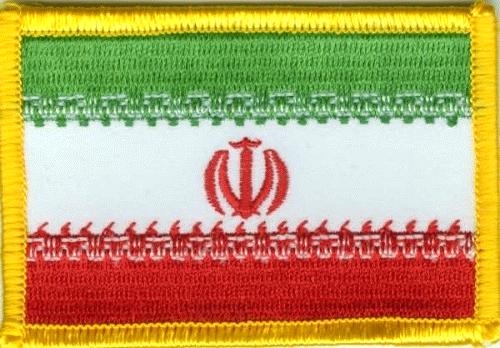 Iran Aufnäher / Patch