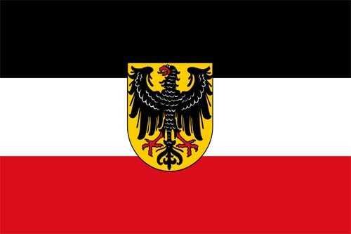 Dienstflagge zur See 1921-1926 Flagge 90x150 cm