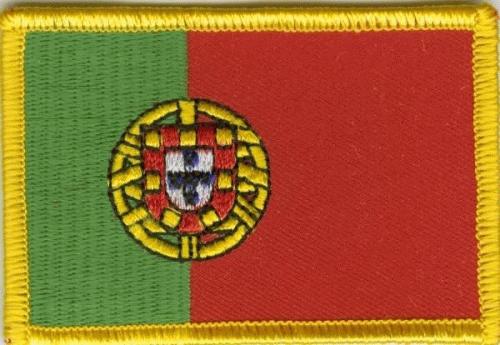 Portugal Aufnäher / Patch