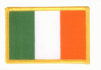Irland Aufnäher / Patch