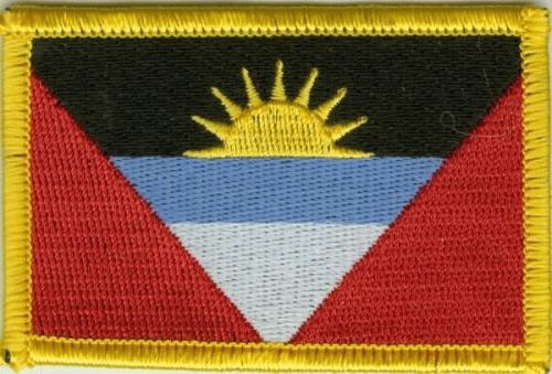 Antigua und Barbuda Aufnäher / Patch