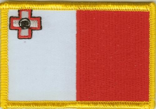Malta Aufnäher / Patch