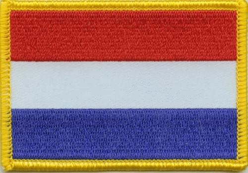 Niederlande Aufnäher / Patch