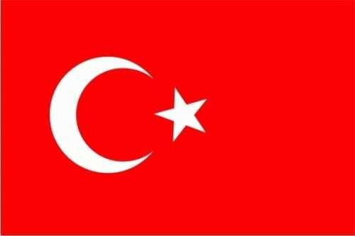 Türkei Flagge 3x5 Meter (L)