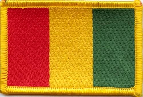 Guinea Aufnäher / Patch