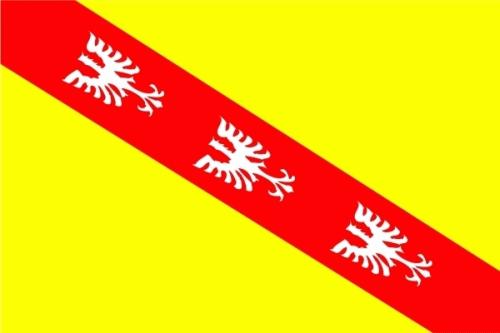 Lothringen (Lorraine) Region Flagge 90x150 cm