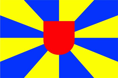 Westflandern (Provinz) Flagge 90x150 cm