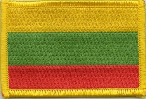 Litauen Aufnäher / Patch