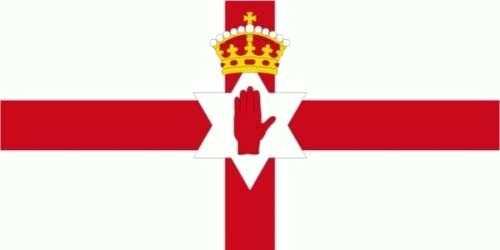 Nordirland Flagge 150x250 cm