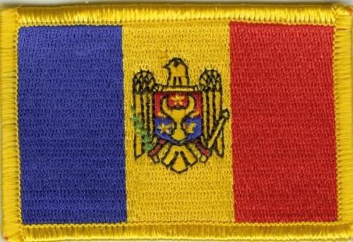 Moldawien Aufnäher / Patch