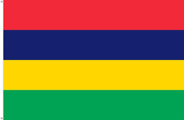 Mauritius Flagge 90x150 cm