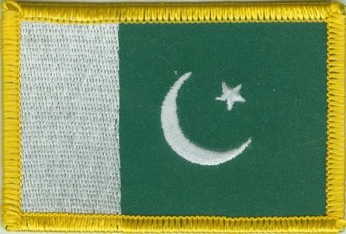 Pakistan Aufnäher / Patch
