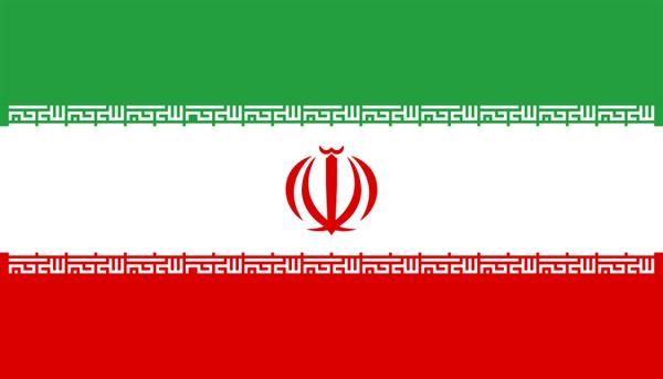 Iran Flagge 90x150 cm