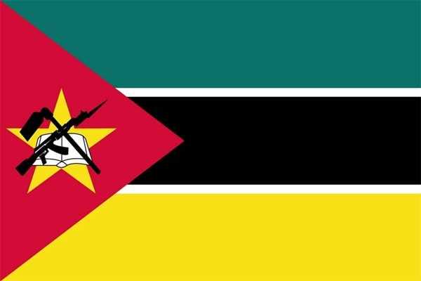 Mosambik Flagge 90x150 cm