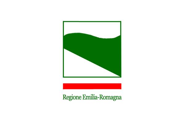 Emilia-Romana Flagge 90x150 cm