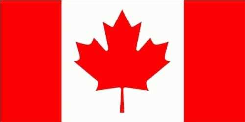 Kanada Flagge 150x250 cm 75d (L)