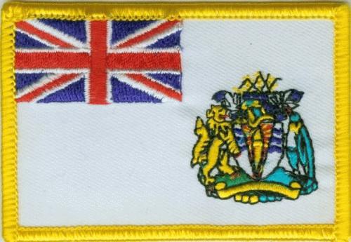 British Antarktis Aufnäher / Patch