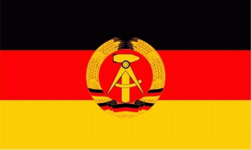 DDR Deutsche Demokratische Republik Flagge 90x150 cm