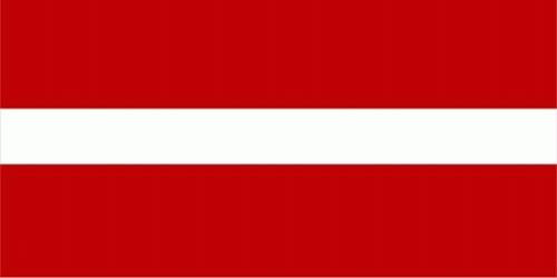 Lettland Flagge 90x150 cm