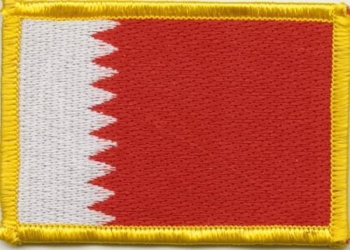 Bahrain Aufnäher / Patch