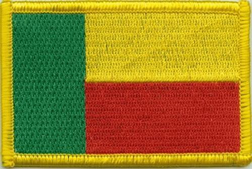 Benin Aufnäher / Patch