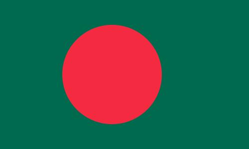 Bangladesch Flagge 90x150 cm