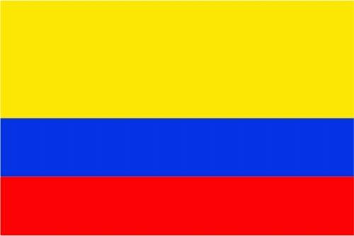 Kolumbien Flagge 90x150 cm