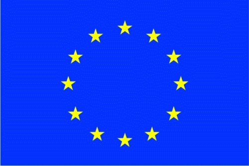Europa Flagge 90x150 cm