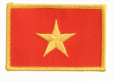 Nord Vietnam Aufnäher / Patch