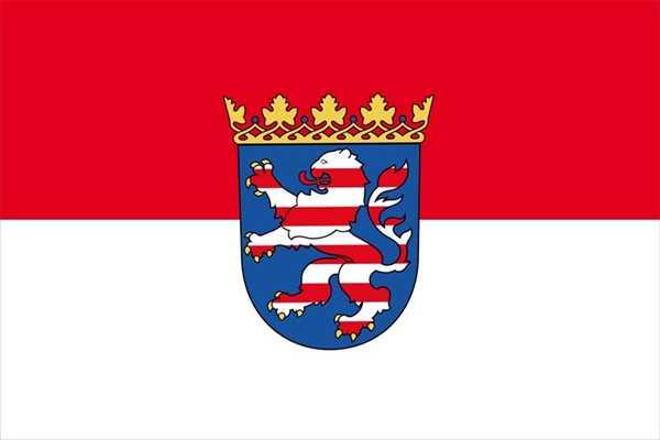 Hessen Flagge 90x150 cm