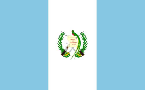 Guatemala Flagge 90x150 cm