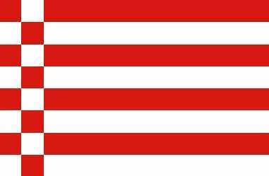 Bremen Speck Flagge 90x150 cm