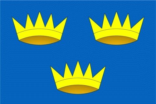 Munster (Irland) Flagge 90x150 cm
