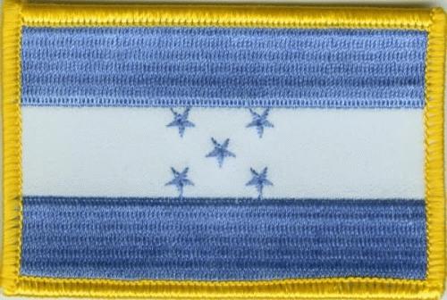Honduras Aufnäher / Patch