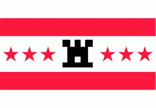 Drenthe (Provinz) Flagge 90x150 cm