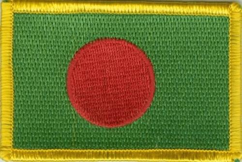 Bangladesch Aufnäher / Patch