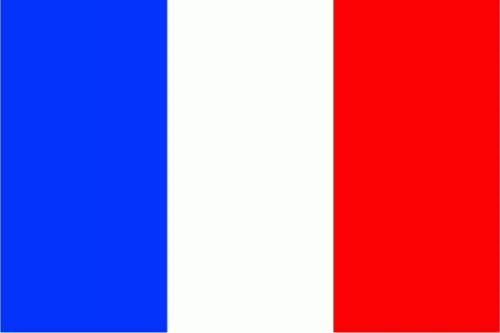 Frankreich Flagge 90x150 cm,160 Dernier (G)