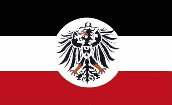 DR- Kolonialamt Flagge 90x150 cm