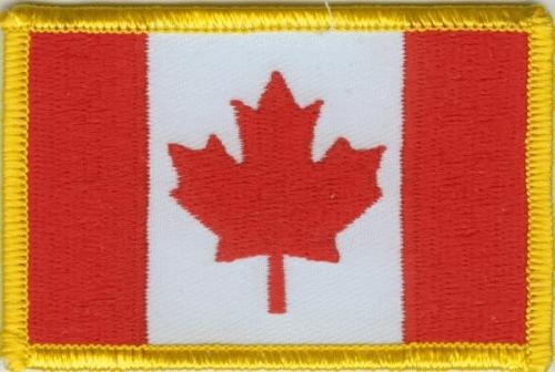 Kanada Aufnäher / Patch