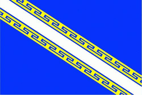 Champagne - Ardenne Region Flagge 90x150 cm
