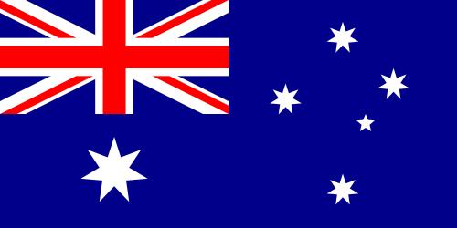 Australien Flagge 90x150 cm Sturmflaggen