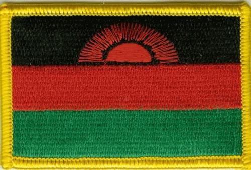 Malawi Aufnäher / Patch