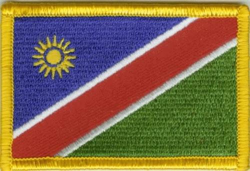 Namibia Aufnäher / Patch