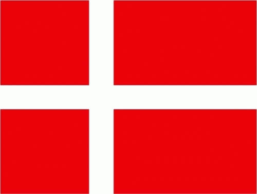 Dänemark Flagge 90x150 cm