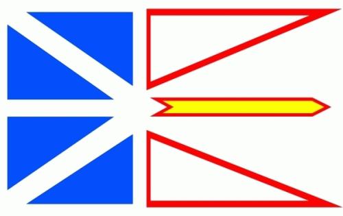 Neufundland / Newfoundland und Labrador Flagge 90x150 cm