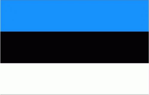 Estland Flagge 90x150 cm