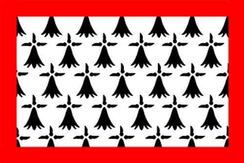 Limousin Region Flagge 90x150 cm