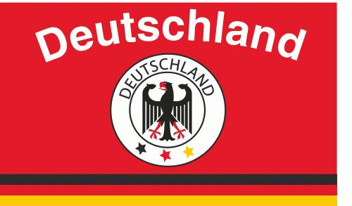 Deutschland 10 Flagge 90x150 cm Abverkauf