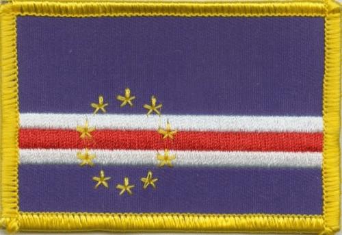 Kap Verde Aufnäher / Patch